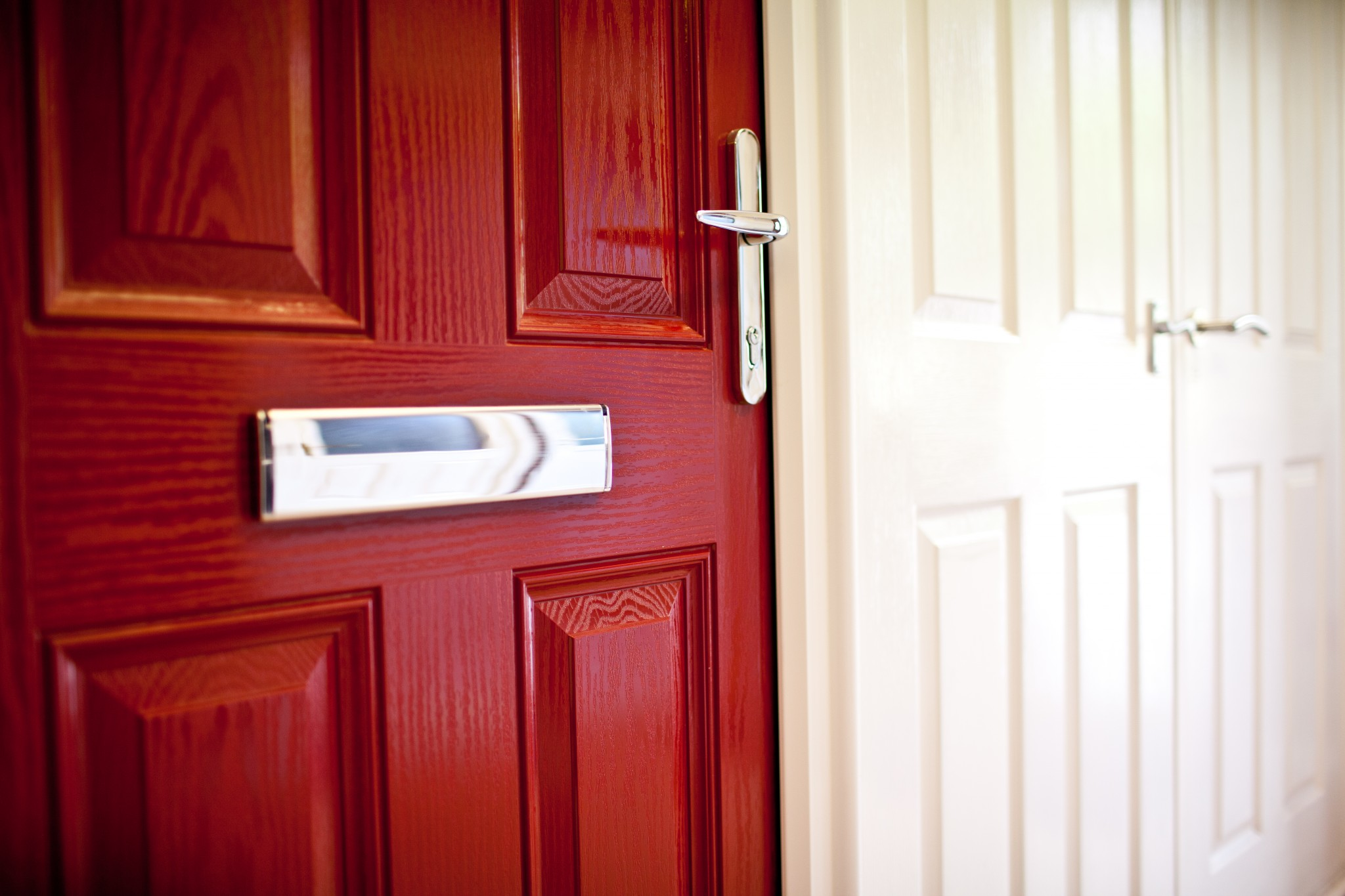 photo of upvc doors