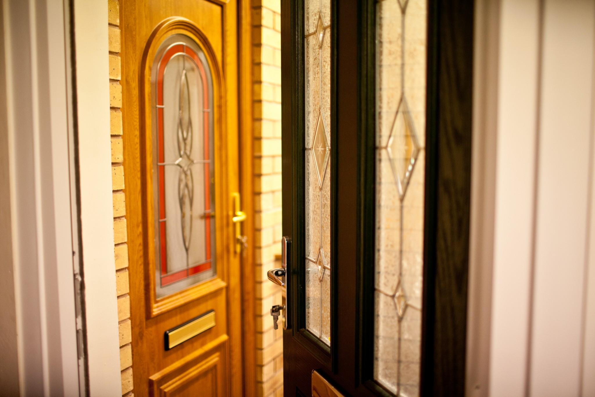 Composite Doors in Bromborough