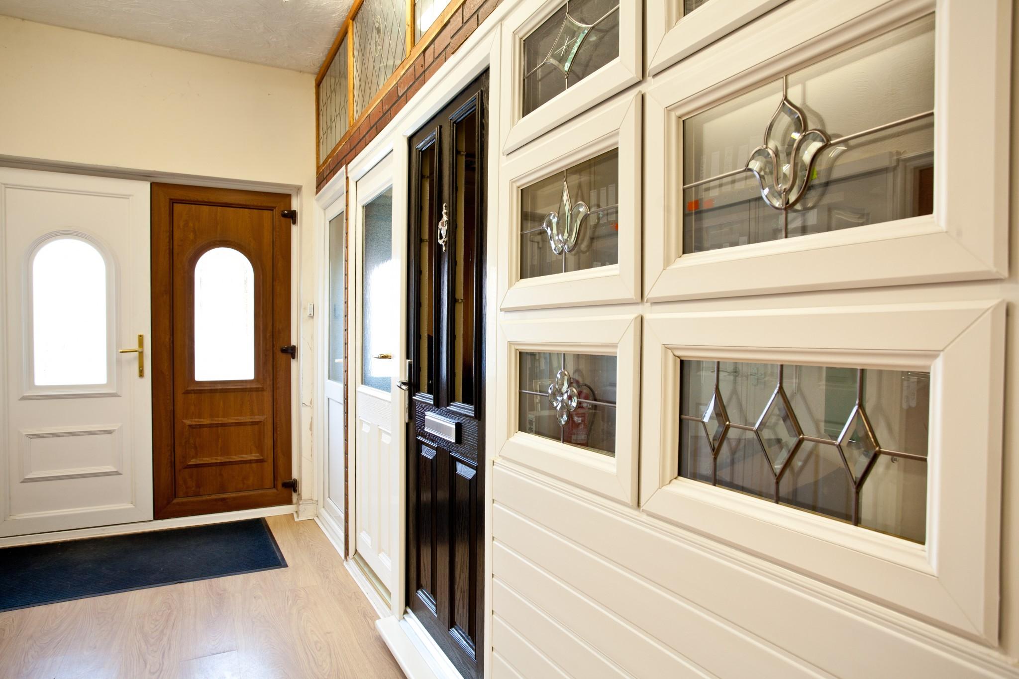 UPVC Doors in Birkenhead